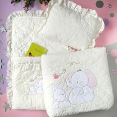 Набор: одеяло, конверт, подушка