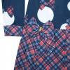 Платье с длинным рукавом - 9222 - 34750